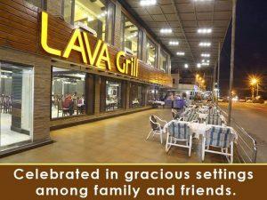 Lava Grill Restaurant - khappa.pk