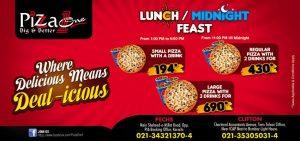 Pizza one - khappa.pk