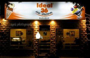 Ideal 36 Ice Cream Parlour