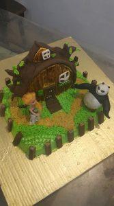 Shaheda's Cake