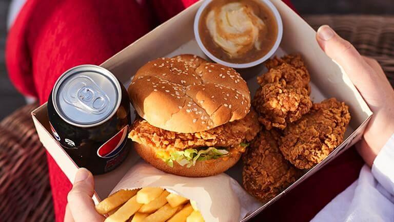 KFC Gulgasht