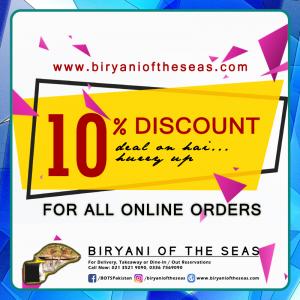 Biryani of the Seas - khappa.pk