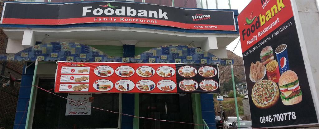 Food Bank Swat: Best Fast Food in Swat