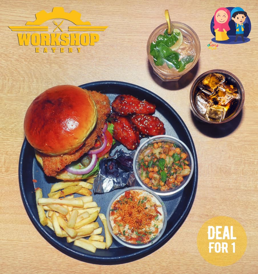 Workshop Eatery